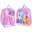 Plecak dla dzieci Psi Patrol Perfect Team różowy