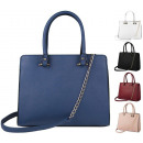 Beautiful women's handbag with a detachable st