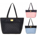 Shopper Bag FB116 Beautiful Quilted Handbag