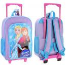 Koffer / Rucksack auf Rädern für Kinder Frozen