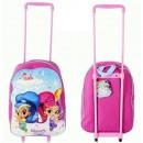 Suitcase on Shimmer & Shine wheels