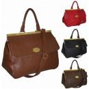 Vrouwen tas koffer met riem dopinanym