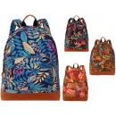 grossiste Fournitures scolaires: Beau sac à dos scolaire CB162 Leaf unisexe