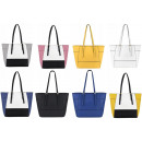 Piękna torebka damska na ramię shopper bag FB266