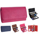 Piękny damski portfel elegancki PS43 kolory