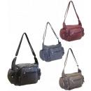 Großhandel Handtaschen: Handtasche Damen Handtasche 2551 Farben