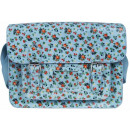 grossiste Bagages et articles de voyage: Cartable Floral Jazzi London 4206
