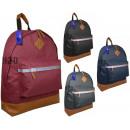 BP241 Aztec City touristic school backpack