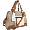 Großhandel Handtaschen: Schöne Handtasche mit einem langen Riemen von F &a