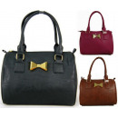 wholesale Handbags: FB41 Women's Bag. Coffer with Bow. Women's