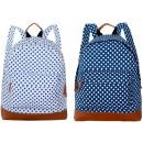 groothandel Rugzakken: Women's School  Backpack Urban Dots nieuwe hit