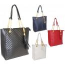 Großhandel Handtaschen: Schöne elegante Damenhandtasche FB267