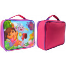 Dora Lunch Box For Children. HIT thermal fridge