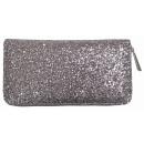 Beautiful women's wallet. Clutch Bag Glitter P