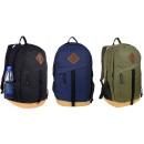 wholesale School Supplies: BP254 PLAIN School  Backpack Tourist Town