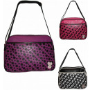 Großhandel Geschenkverpackung: CB32 Kropki Damenhandtasche Groß A4