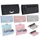 Women's wallet beautiful women's clutch PS