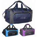 Großhandel Reise- und Sporttaschen: SB808  Reisetasche-Gepäck HIT