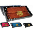 PS03 Elegant Women's Wallet decorated with gol