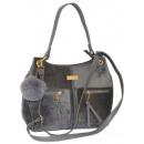 Handbag women's handbags pompon FB313
