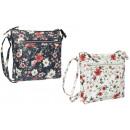 Damenhandtasche A5 Handtaschen SZ207 Blumenblumen