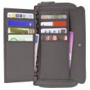 Schöne Brieftasche Damen Geldbörse PS123 Farben