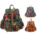 grossiste Fournitures scolaires: sac à dos école  des femmes belle ville LEAF HIT
