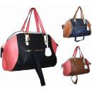 FB65 Schöne Frauen Handtasche A4 Damen Handtaschen