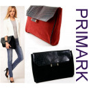 PRIMARK bag A4  Burgundy Women's Handbags