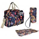 Großhandel sonstige Taschen: Tasche für Mama + Wickeltisch + Flaschenhülle