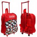 Koffer / Rucksack  auf Rädern für Kinder Hello Kitt