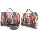 2481 AZTEC Purse Women gray bag