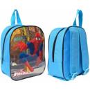 Großhandel Lizenzartikel: Kleiner Rucksack  für Kinder Spiderman Klein
