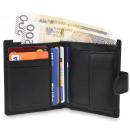 Elegante portafoglio da uomo NC32 NUOVO