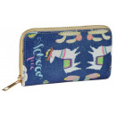 Großhandel Geldbörsen: Damenbrieftasche Lama PFM22