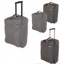 nagyker Koffer és Trolley: Utazási bőrönd kézipoggyász színek TB52 TWILL