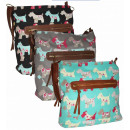 2478 DOG Women's Handbag A4 School Handbags