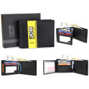 Elegant men's wallet JCB53 RFID Box