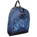 BP241 City school backpack Cat