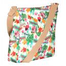 wholesale Handbags: Bag for women with belt A4 CB185 Flamingo Handbags