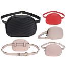 Großhandel sonstige Taschen: Gürteltasche Damen Beutel BB23 Rabatt Farben