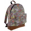 CB162 Butterflies Neon backpack backpacks ;;