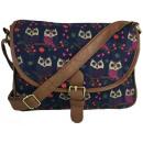 Großhandel Taschen & Reiseartikel: Schöne Frauen  Tasche A5 OWLS EYE HIT