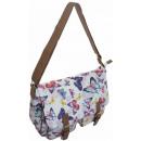 CB159 Butterfly Handbag New Damen Handtasche