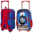 Train Tomek Walizka / Backpack on wheels for child