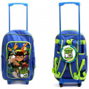 Suitcase / Backpack with wheels for kids. Suitcase