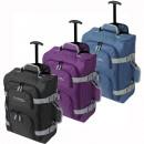 ingrosso Valigie &Trolleys: Wazlizka bagaglio  di viaggio 3 colori HIT