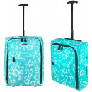 mayorista Maletas y trolleys: TB05 Print Travel Suitcase sobre ruedas super lige