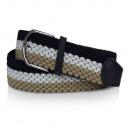 ingrosso Cinture: Unisex tessuto  elastico cintura intrecciata 120 ce