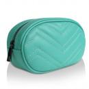 Großhandel Taschen & Reiseartikel: Bauchtasche echt  Leder Tasche wasser Gruen